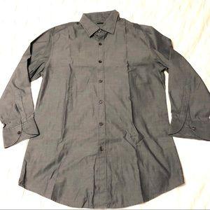 Benetton shirt size 43 collar 17